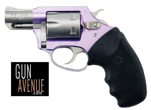 Charter Arms Revolver: Double ActionPathfinder Series