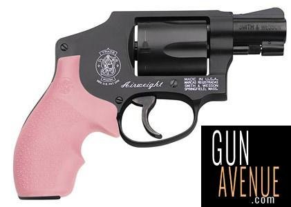 Smith & Wesson Revolver: Double Action