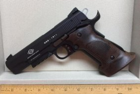 American Tactical 1911 Semi-auto Single Action Pistol