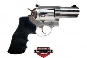 "Ruger Gp 100 3"" Stainless Steel Revolver 6 Round .357"