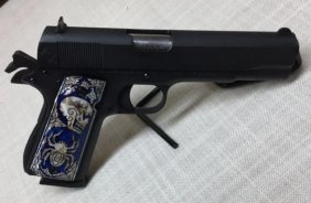 American Tactical Fx Fire Power Extream Military .45
