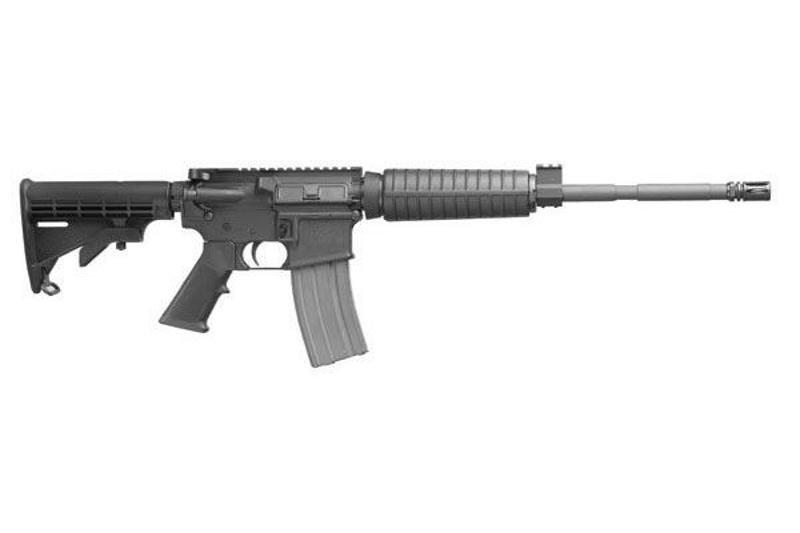 Smith & Wesson Rifle: Semi-Auto M&P Series 223 Caliber