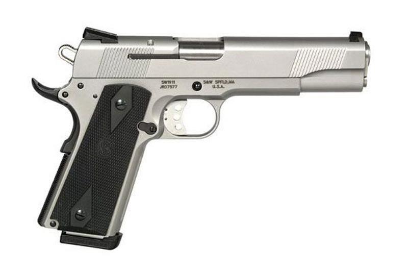 Smith & Wesson Pistol: Semi-Auto 1911|SW1911 Series