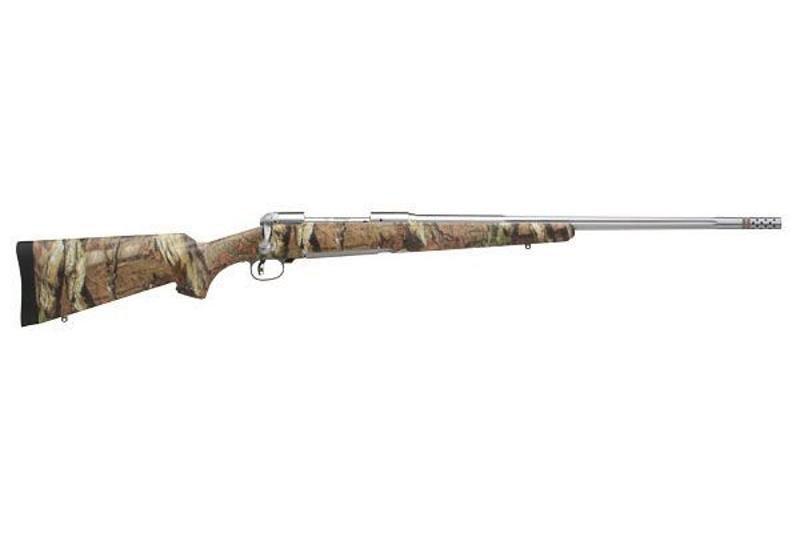 Savage Arms Rifle: Bolt Action 116 Series 338 Caliber