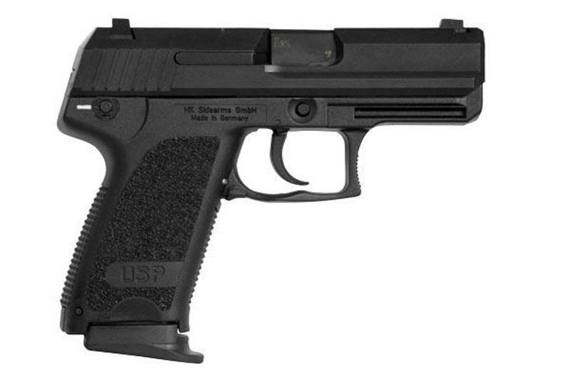 Heckler & Koch Pistol: Semi-Auto USP Compact Series 9MM