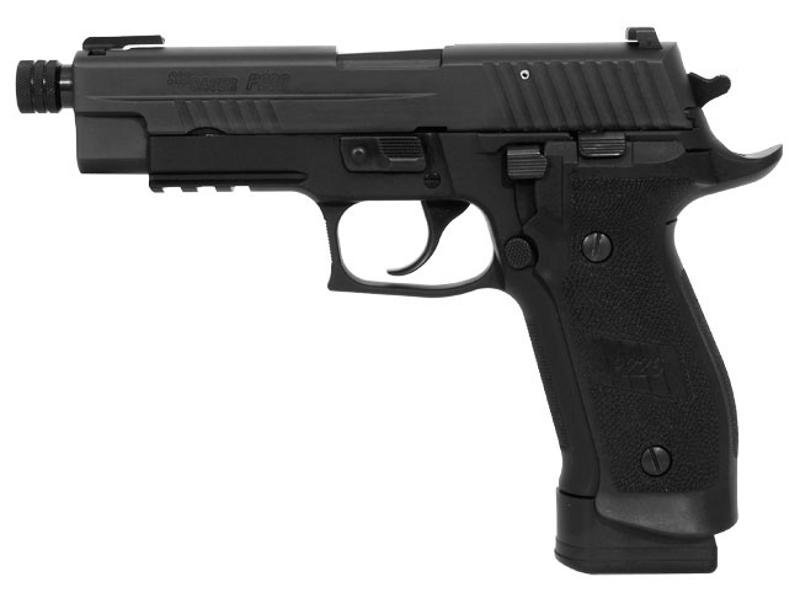Sig Sauer P226 9mm Tac Ops Threaded Barrel w/4 20 rd - 2