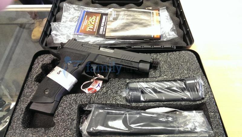 Sig Sauer P226 9mm Tac Ops Threaded Barrel w/4 20 rd - 3