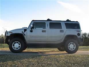 Brett Favre's 2002 Hummer H2