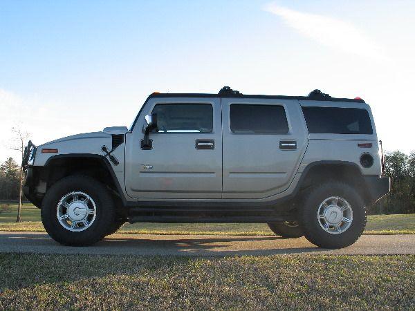 1: Brett Favre's 2002 Hummer H2