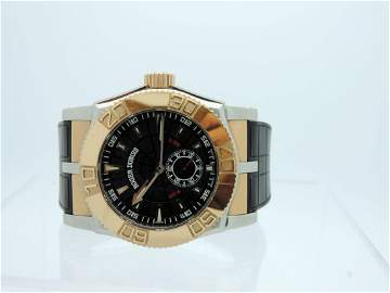 Men's Roger Dubuis Just For Friends Easy Diver.   Two
