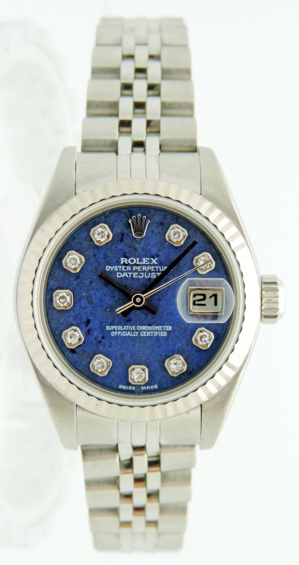 Ladies Stainless Steel Rolex Datejust. 28.5MM  with