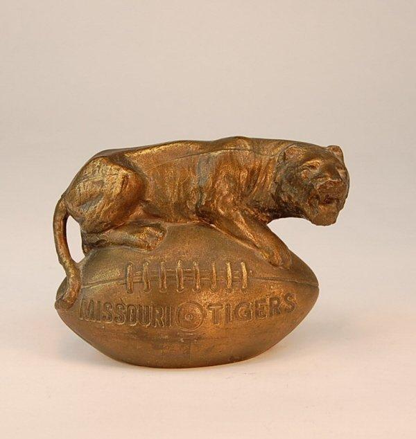 "2: Banthrico ""Missouri Tigers"" Tiger bank"