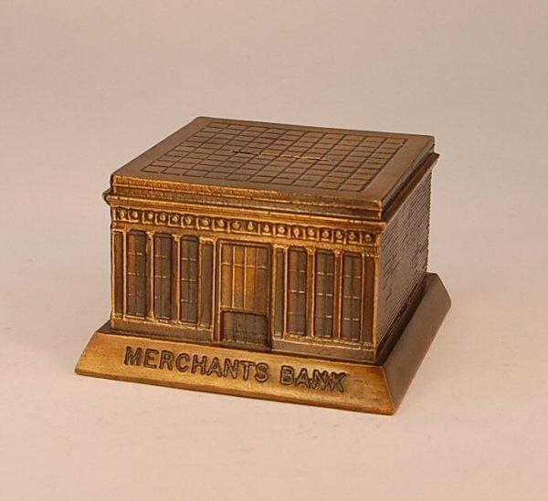 "19: Banthrico ""Merchants Bank"" bank"