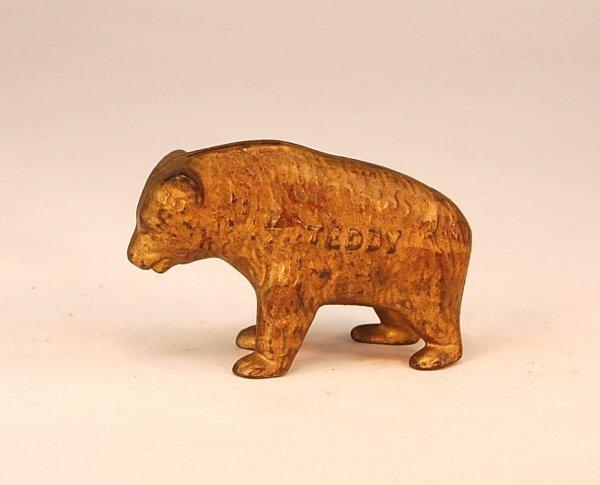"541: ""Teddy"" Bear bank"