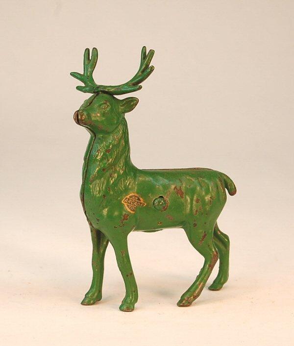 553: Small Reindeer bank