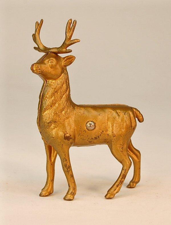 554: Small Reindeer bank