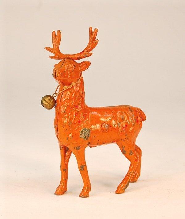 555: Small Reindeer bank