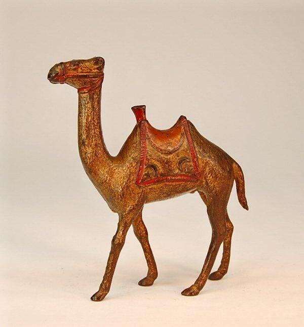 556: Large Camel bank