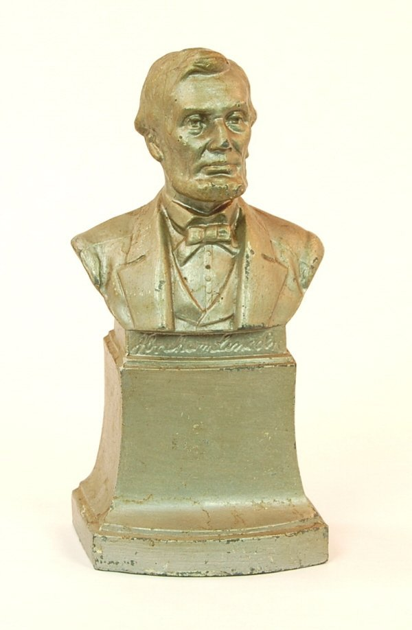 2: Lincoln Bust on Pedestal