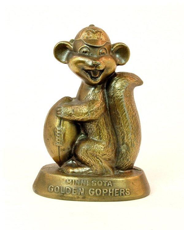 12: Minnesota Golden Gopher bank