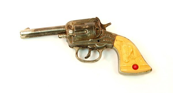 418: Buffalo Bill cap pistol