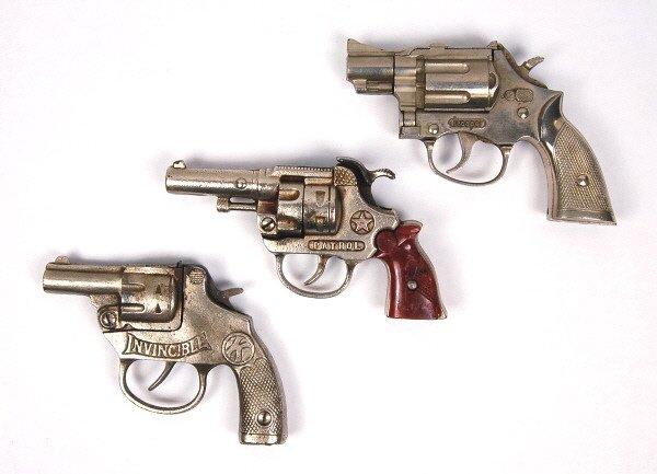 16: Invincible, Patrol, & Trooper Cap Guns