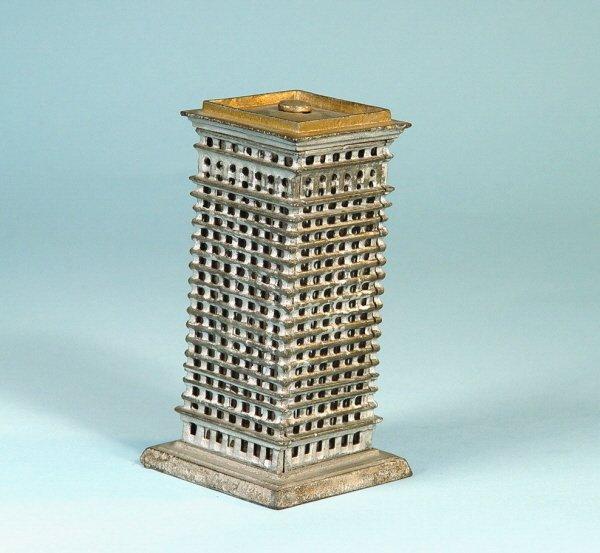 403: Medium Highrise Cast Iron Building Bank