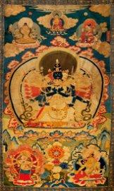 Thangka/Ming Dynasty