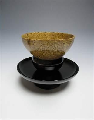 A Chinese Jiaotai Tea Bowl Tang Dynasty(618-907)