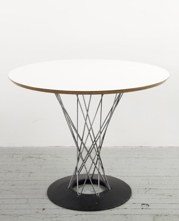 1014:  ISAMU  NOGUCHI  1904-1988  Dinette table, ca. 19