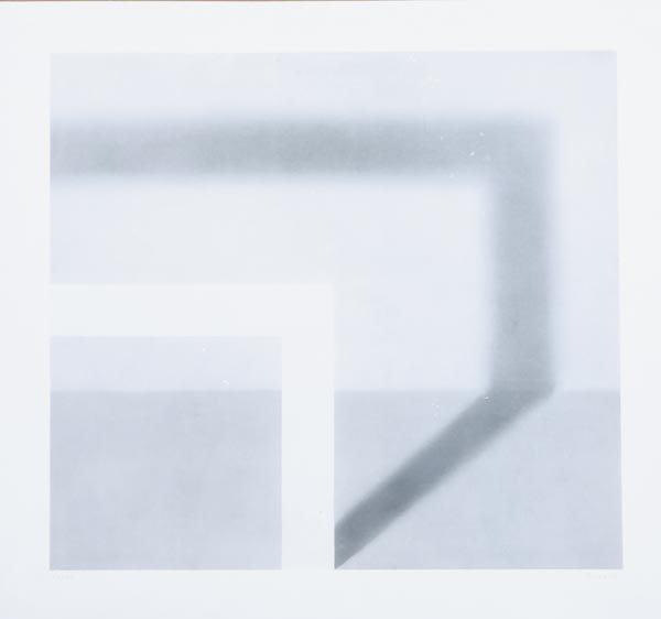 1024:  GERHARD  RICHTER  b. 1932  Schattenbild II, 1968