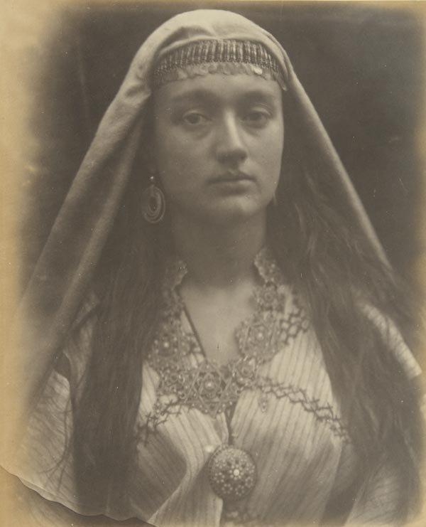 59:  JULIA MARGARET  CAMERON  1815-1879  Annie Chinery