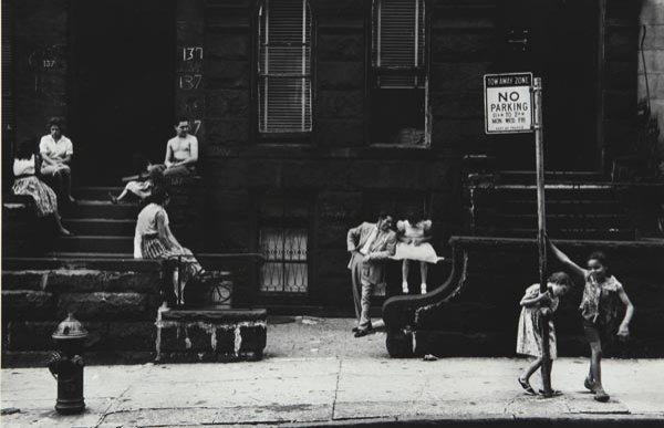 144:  DAVE  HEATH  b. 1931  Upper West Side, NYC, 1959