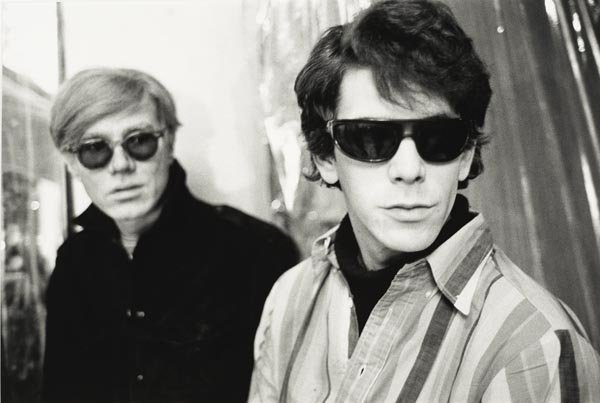 29:  STEPHEN  SHORE  b. 1947  Andy Warhol, Lou Reed, Ne