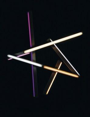 1:  MARK  HANDFORTH  b. 1969  Starman, 2004  Fluorescen