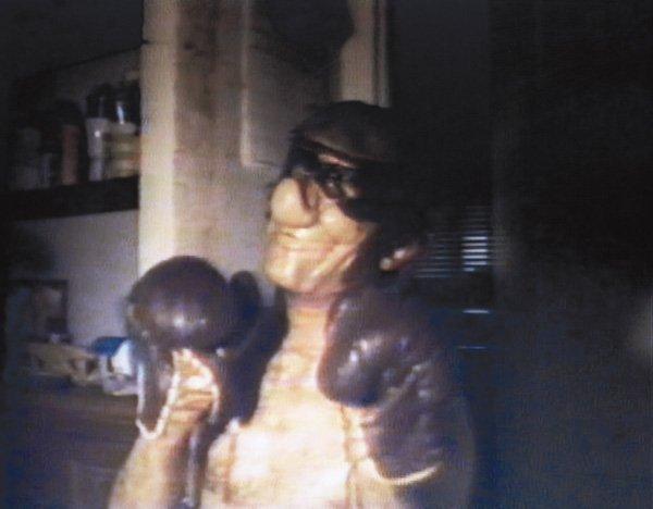 19:  PAUL  MCCARTHY  b. 1945  Rocky, 1976/2004  DVD and