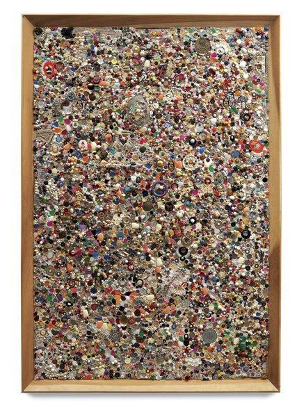 21:  MIKE  KELLEY  b. 1954  Memory Ware Flat #3, 2000