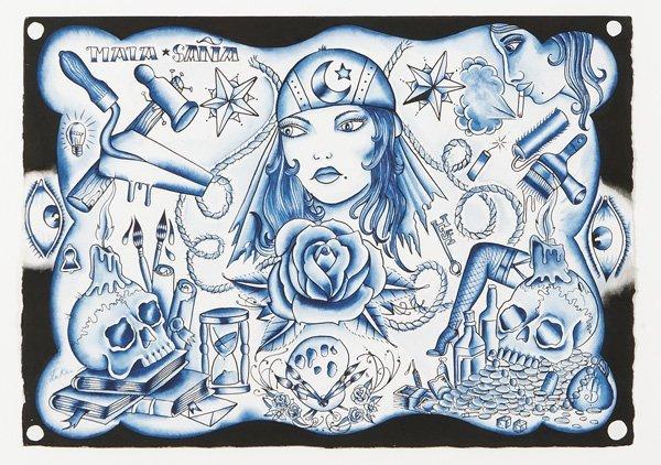 112:    DR. LAKRA  b. 1972  Mela Sana (bad sign), 2004