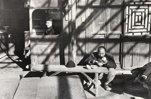 5: Henri Cartier-bresson, 1908-2004
