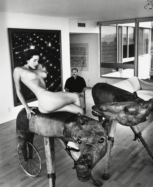 24: Helmut Newton, 1920-2004