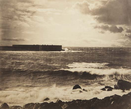 1023: GUSTAVE LE GRAY, 1820-1882