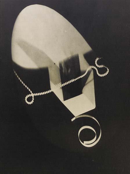 317: MAN RAY, 1890-1976 Rayograph, 1926-1927 Gelatin si