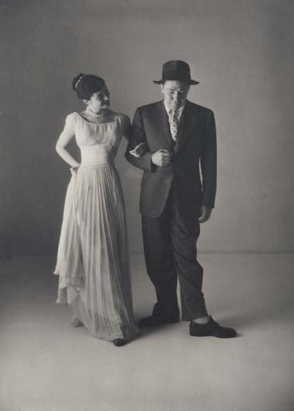 318: IRVING PENN, b. 1917 Portrait of Johnny Mercer, Ne