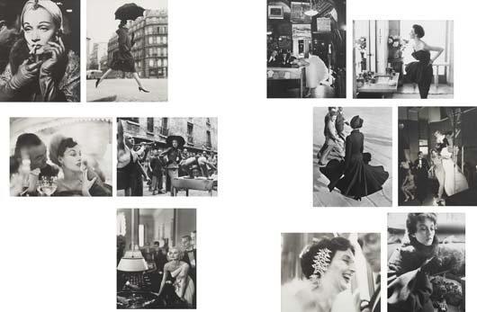 328: RICHARD AVEDON, 1924-2004 Avedon / Paris, 1947-195