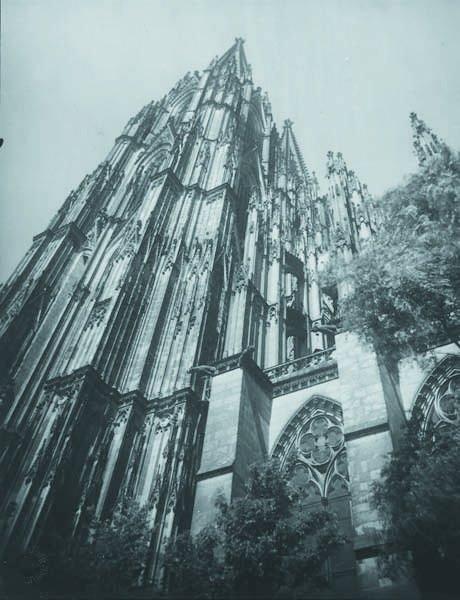 104: AUGUST SANDER, 1876-1964 Der Dom, Domturme (Cathed