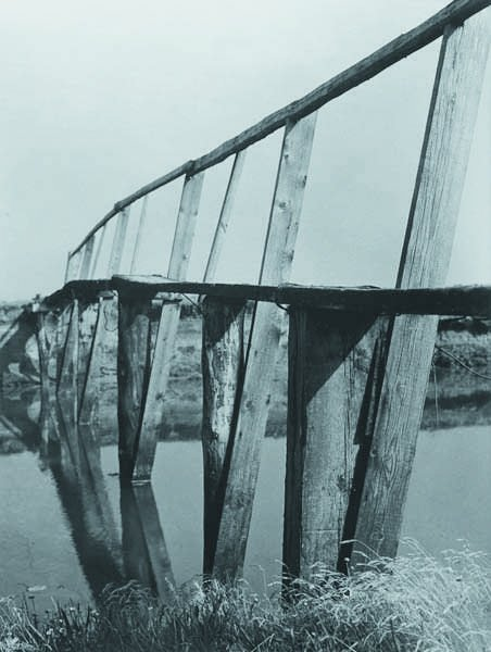112: ALBERT RENGER-PATZSCH, 1897-1966 Bridge to Hallig