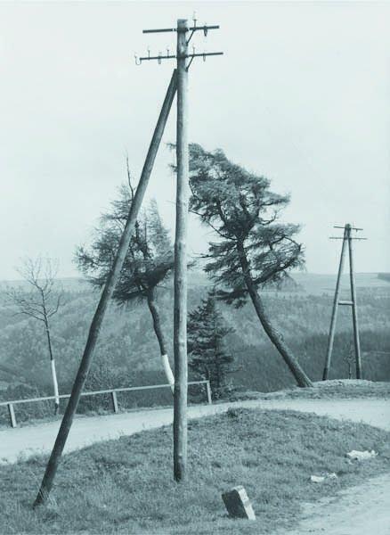 116: ALBERT RENGER-PATZSCH, 1897-1966 Street in Harz, 1