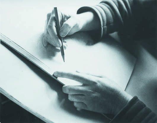 118: RAOUL HAUSMANN, 1886-1971 Untitled (hands), circa