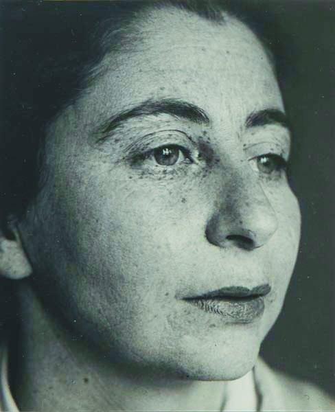 119: RAOUL HAUSMANN, 1886-1971 Hedwig Mankiewitz-Hausma