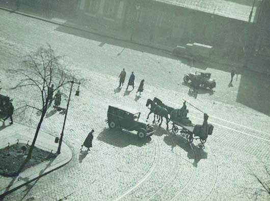 121: RAOUL HAUSMANN, 1886-1971 View of Kaiser-Friedrich